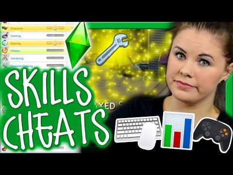 🤓SIMS 4 SKILLS CHEATS 🧠📈 | Sims 4 Console (Xbox One / PS4) | Chani_ZA