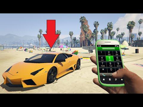 GTA 5 Phone Cheats 2020 (PS4, XboxOne and PC)