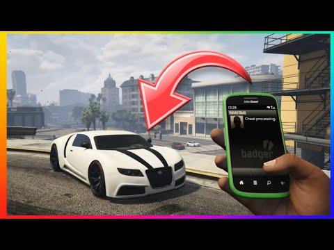 GTA 5 SECRET PHONE CHEATS IN 2021 (PS4, XBOX ONE & PC)