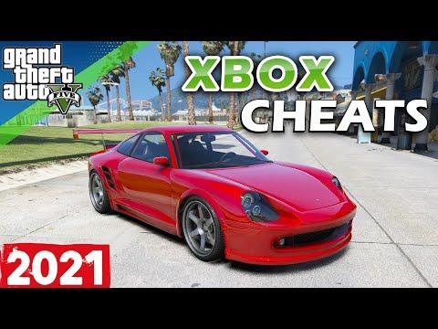 GTA 5 CHEATS | Xbox 360 / One | NEW 2021