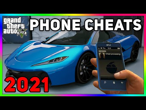 BEST GTA 5 CHEATS | NEW 2021 (PS4, Xbox One & PC)