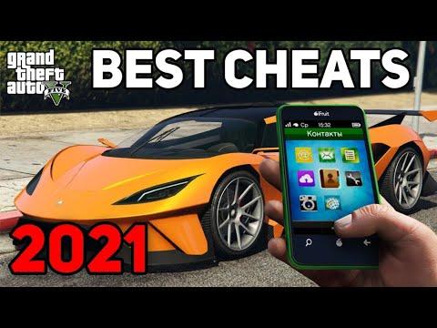 BEST GTA 5 CHEATS | NEW 2021 (PS4, Xbox One & PC)