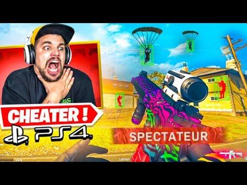 Je SPEC des HACKERS PAS COMME LES AUTRES sur WARZONE 😰 !! (CHEATS sur PS4, PS5 et Xbox)