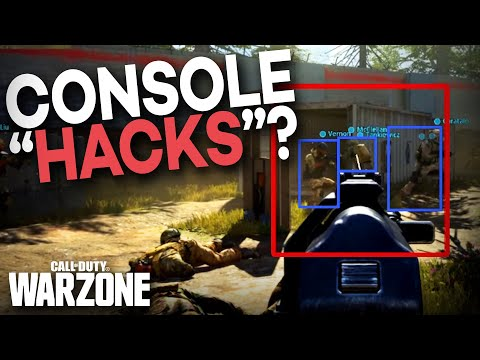 """Explaining How New Console """"Hacks"""" Work For WARZONE"""