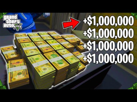 The BEST Money Method RIGHT NOW In GTA 5 Online! (Make Millions Very Fast & Easy DOING THIS Method!)