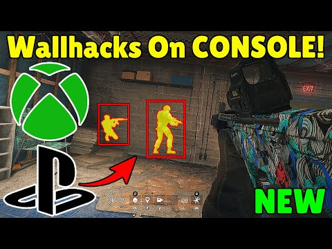 *NEW* Console Now Have WALLHACKS Cheat! (PS4, PS5, Xbox One & Xbox X) – Rainbow Six Siege