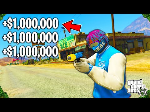 This Money Method Can Make You MILLIONS In GTA 5 Online! (Anyone Can Do This!)